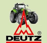 Deutz запасные части,  ремонт двигателя.
